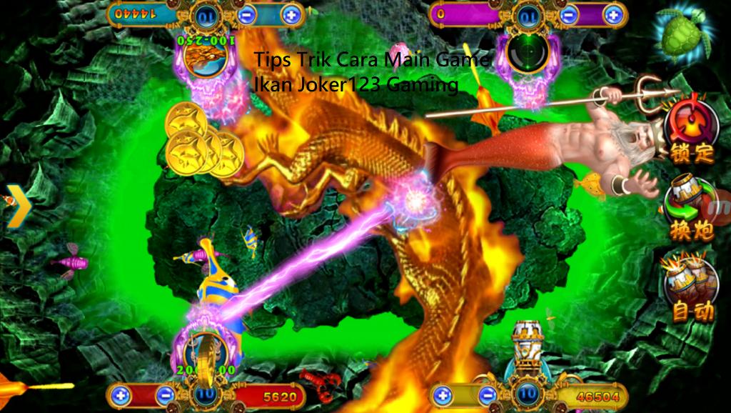 Tips Trik Cara Main Game Ikan Joker123 Gaming